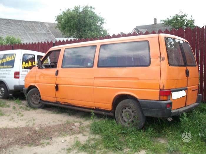Volkswagen Transporter. Volksvagen transporter 95m. 2.4d,,