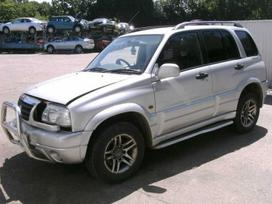 Suzuki Grand Vitara. доставка бу запчастей с
