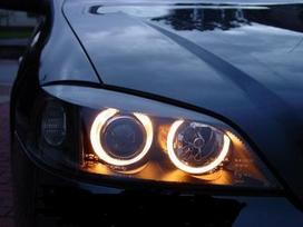 Opel Astra. tuning dalys.opc priekinis