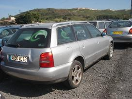 Audi A4 dalimis. Iš prancūzijos. esant