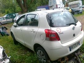 Toyota Yaris dalimis. Iš prancūzijos. esant
