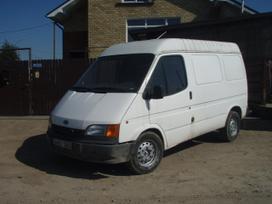 Ford, Transit 2,5td, keleiviniai mikroautobusai