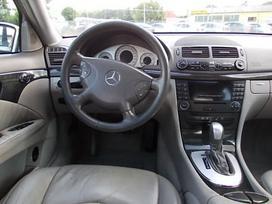 Mercedes-benz E klasė dalimis. Turiu daugiau