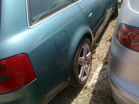 Audi A6 dalimis. Iš prancūzijos. esant