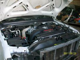 Ford F250. Turime visas važiuoklės dalis,