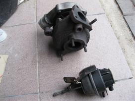 Volkswagen Passat. -galinis. buferis- .