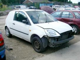 Ford Fiesta dalimis. Ford fiesta 04m. 1,4tdci