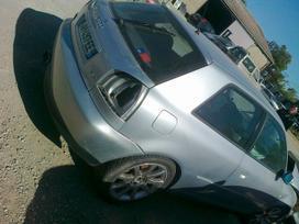 Audi A3 dalimis. Variklis 1.8turbo. iš