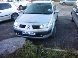 Renault Megane. 1500 dci