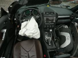 Mercedes-benz Slk klasė. Europa, visas