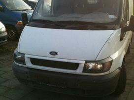 Ford Tansit 2,0, krovininiai mikroautobusai