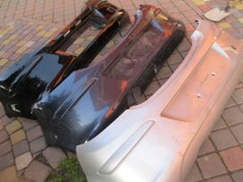 Opel Corsa. Gal. buferis-