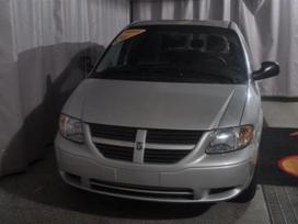 Dodge Grand Caravan dalimis. 2001-2006m.