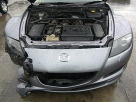 Mazda Rx-8. Pristatome automobilių dalis į