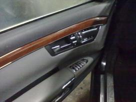 Mercedes-benz S klasė dalimis. Turiu daugiau