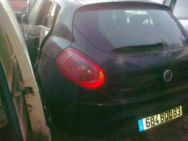Fiat Bravo dalimis