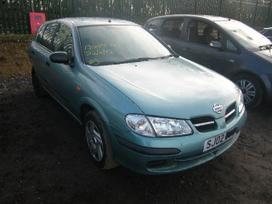 Nissan Almera. Dalimis