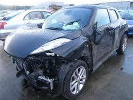 Nissan Juke. 4wd,turbo,juoda oda,navigacija
