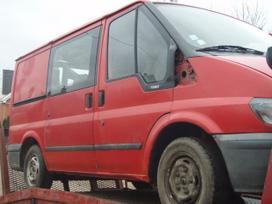 Ford, Transit, keleiviniai mikroautobusai