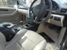 Mercedes-benz A klasė. Specializuota mercedes