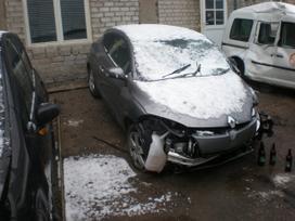 Renault Megane dalimis. Prekiaujame tik