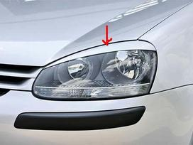 Volkswagen Jetta. Tuning dalys.priekiniai