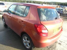 Skoda Fabia. Angliskas automobilis