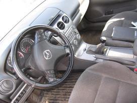 Mazda 6. Yra ir benzininiais varykliais.