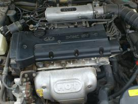 Hyundai Lantra dalimis. Iš prancūzijos. esant