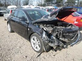 Opel Insignia. Angliskas automobilis. deze
