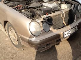 Mercedes-benz E220. MB 220 e 2001 m, 2,2 cdi