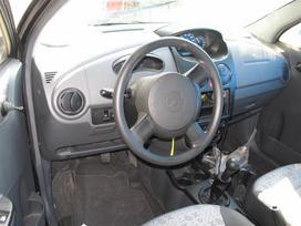 Chevrolet Matiz. Turime automatine ir