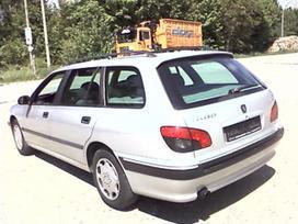 Peugeot 406. 2,2hdi, odinis salonas