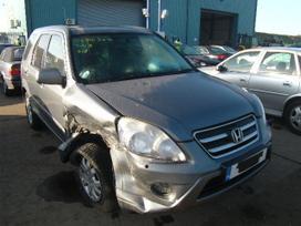 Honda Cr-v. Dalimis