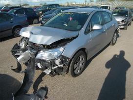 Opel Astra. Angliskas automobilis