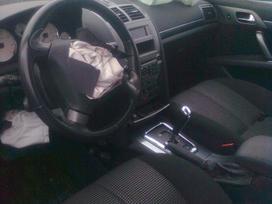Peugeot 407 dalimis. Turime ivairiu