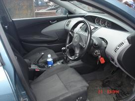 Nissan Primera. Naudotu ir nauju japonisku