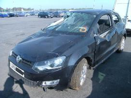 Volkswagen Polo. Angliskas automobilis