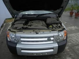 Land Rover Discovery. Pristatome automobilių