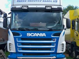 Scania 124 R470, vilkikai
