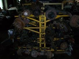 Scania, 124, vilkikai