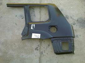 Nissan X-trail dangtis (priekinis, galinis),
