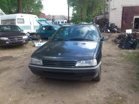 Peugeot 405 dalimis. Iš prancūzijos. esant