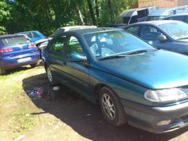 Renault Laguna dalimis. Variklis 2.2 dyzelis