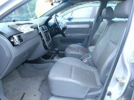 Chevrolet Lacetti. 1.4 1.6 1.8.pristatymas