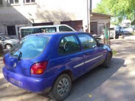 Ford Fiesta dalimis. Variklio kodas rtj-rtk