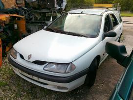 Renault Laguna dalimis. Dti variklis. turime