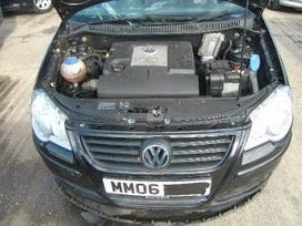 Volkswagen Polo dalimis. Superkam visų markių