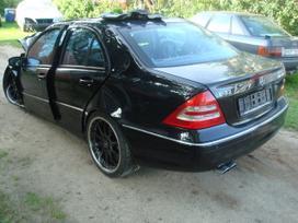 Mercedes-benz C32 Amg. Tikras europinis c32