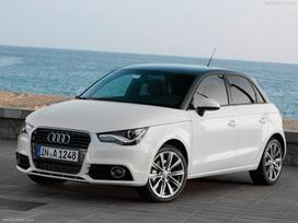 Audi A1. Naudotos autodetales. didelis